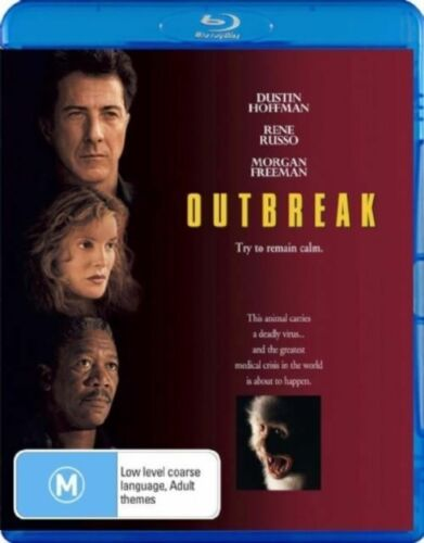 1 of 1 - Outbreak (Blu-ray, 2009) Free Post!!