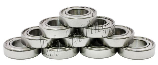 16001ZZ Shielded Bearing 12x28x7 Ball Bearings 8510