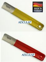 Aesculap mcclellan Stylehand Stripping Knives Hair Coat Stripper Carding Knife