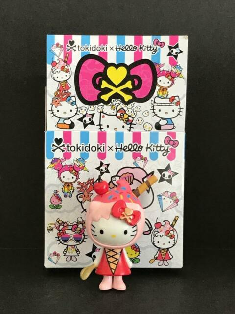"Tokidoki x Hello Kitty Series 2 ICE CREAM SUNDAE 3/"" Mini Vinyl Figure Blind Box"