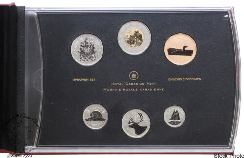 2013 Special Edition Black Bear Cub Toonie Specimen Coin Set Canada