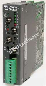 Details about Phoenix Digital OLC-DPR-85-D-SMA SLC 500 Optical Link Coupler  f/ DH+/RIO Network