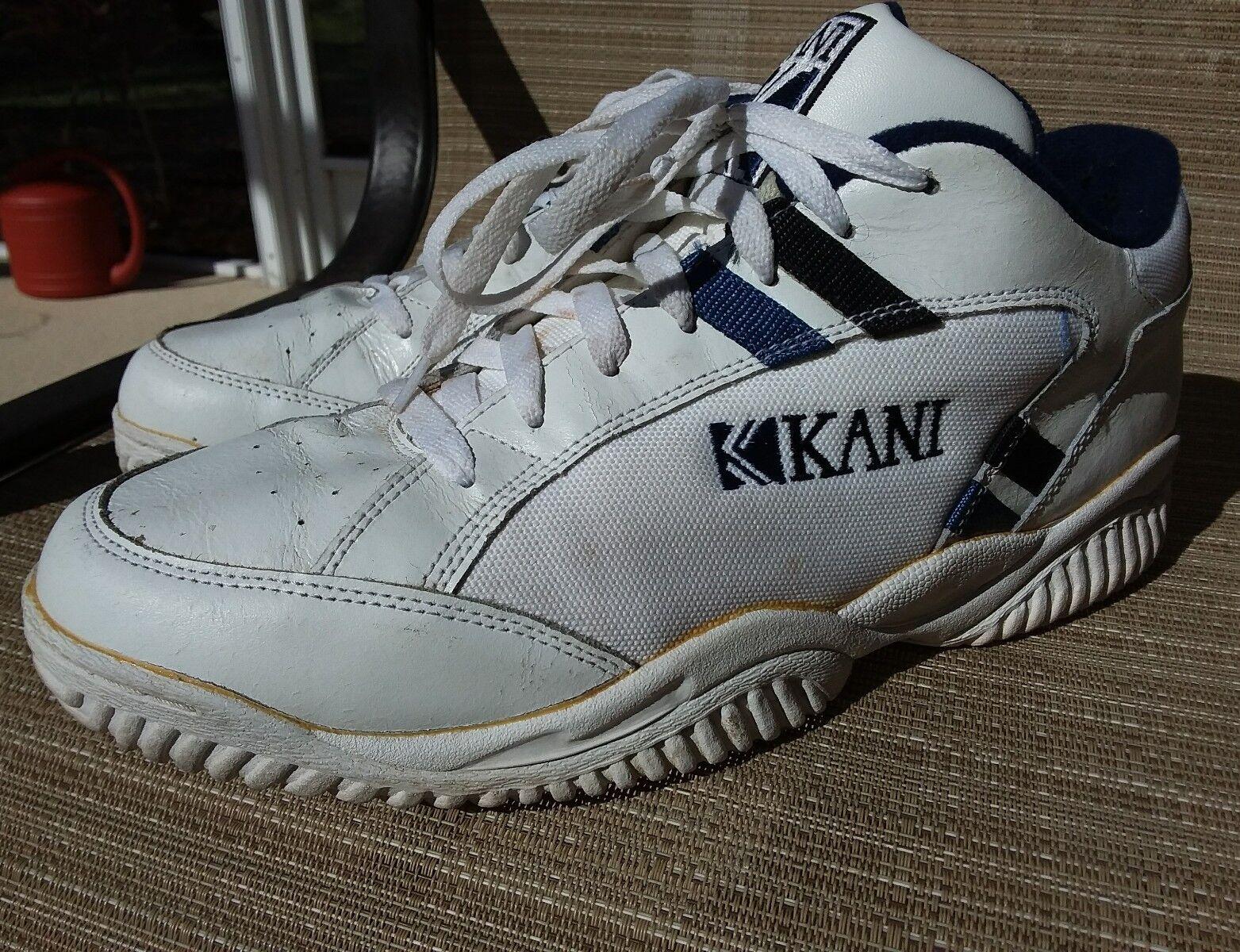 Vintage KARL KANI shoes. Canvas / / / Pelle. 2pac Tupac, Rap , Hip Hop. Size 13 86ae87