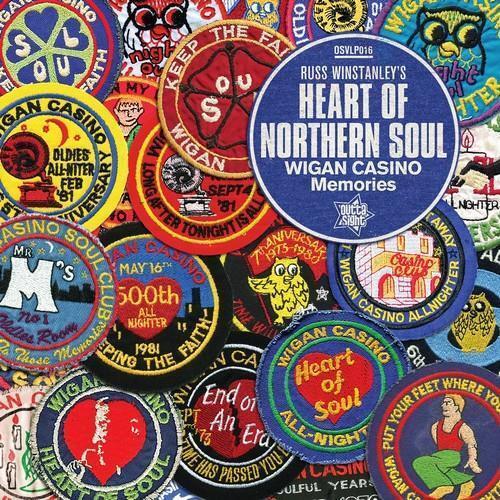 RUSS WINSTANLEY'S HEART OF NORTHERN SOUL New & Sealed LP Vinyl - Wigan Casino