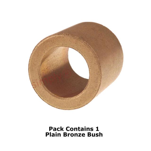 AM1215-12 Oil Filled Bronze Plain Bush 12x15x12mm