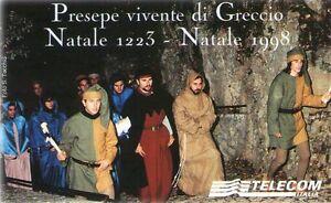 NUOVA-MAGNETIZZATA-GOLDEN-925-C-amp-C-2997-PRESEPIO-VIVENTE-DI-GRECCIO