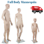 NEW-Full-Body-Mannequin-Shop-Stall-Retailer-Manequin-Dressmaking-Clothes-Display thumbnail 1