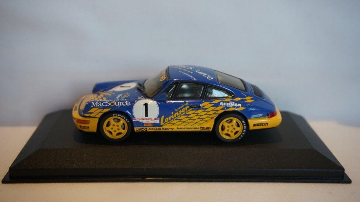 Minichamps Porsche 911 Carrera Cup 1993 E. Calderari  43