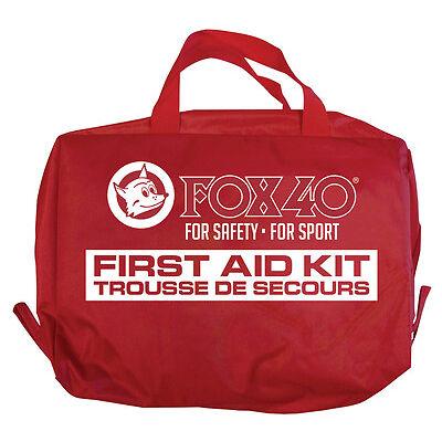 Erste Hilfe - Set  First Aid Kit von FOX40  mit diversem Inhalt