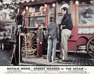 NATALIE-WOOD-ROBERT-WAGNER-Orig-Vintage-FOH-Still-THE-AFFAIR-1973-F-2
