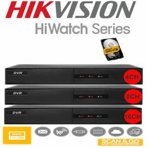 HiWatch-CCTV-DVR-by-HIKVISION-Recorder-4-8-16-Ch-HDTVI-CVI-AHD-HDMI-UK-Supplier
