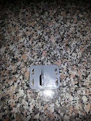 Fürs Dach Freundschaftlich Fußplatte Zu Stirnbretthalter Grau Marley Kastenrinnensysten Dachrinnensystem Gute WäRmeerhaltung Heimwerker