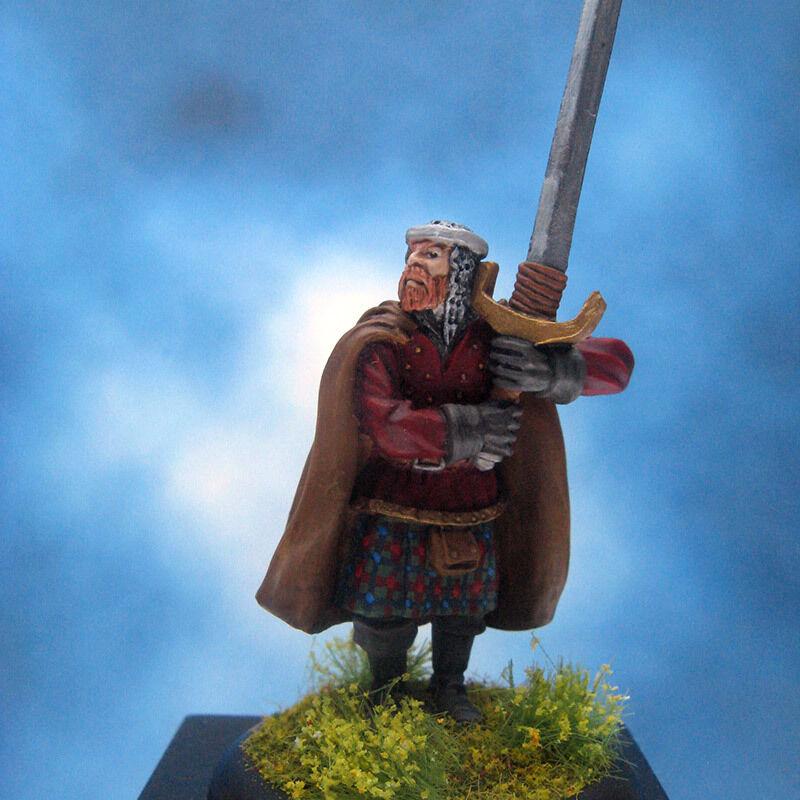 Pintado Reaper Miniature salvado o'mannon