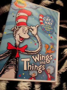 dvd THE CAT IN THE HAT knows all about that THINGS WITH WINGS - München, Deutschland - dvd THE CAT IN THE HAT knows all about that THINGS WITH WINGS - München, Deutschland