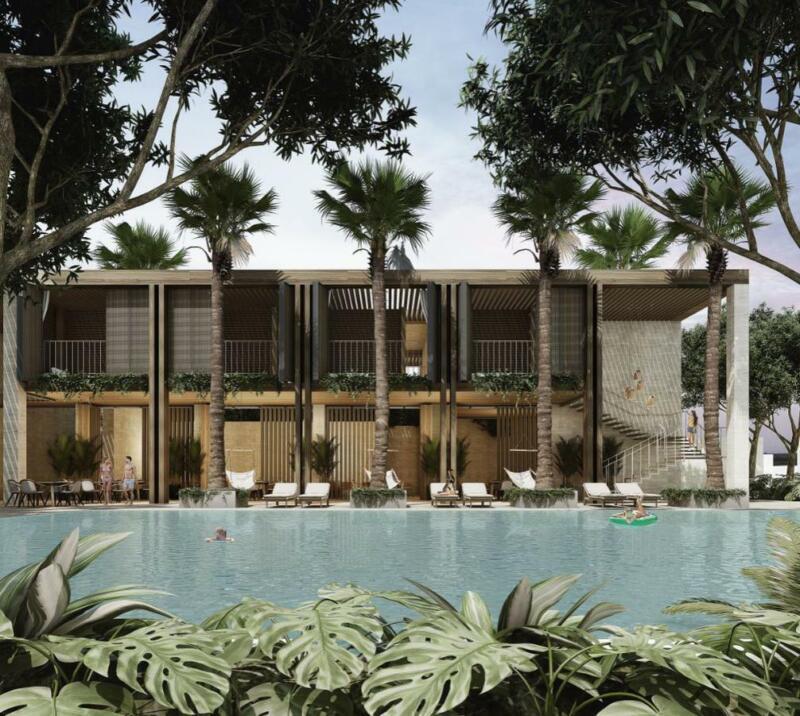 Lote residencial en Venta Jacamar Cancún