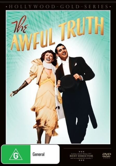 The Awful Truth (DVD, 2016)