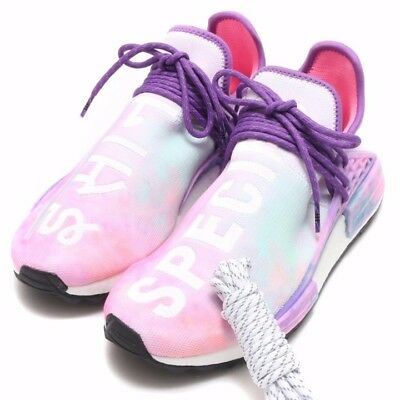 new concept 9d430 7eaf1 adidas Human Race Pink Pharrell Williams PW HU Holi NMD MC AC7362  100%AUTHENTIC | eBay
