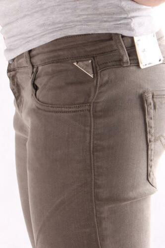 REPLAY WV656 80325 876 Stretch Damen Jeans Denim Slim