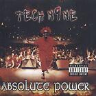 Absolute Power [PA] by Tech N9ne (CD, Sep-2002, Strange Music/MSC Entertainment)