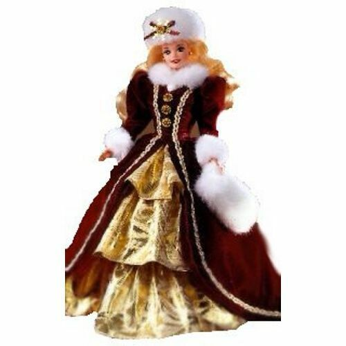 Happy Holidays Special Edition 1996 Barbie Doll for sale online   eBay
