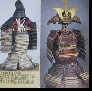 Book-118-Famous-Warlords-Daimyo-Shogun-Armor-Sword-Japanese-Samurai-History