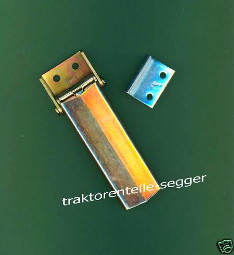 Haubenhalter Deutz 2506 3006 4006 5006 6006 7006 8006 10006 Schlepper Traktor