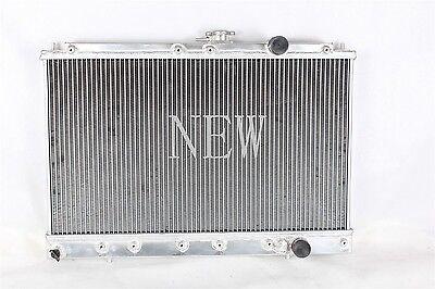 aluminum radiator for Mitsubishi Galant VR4 E38//E39A;DODGE 2000 GTX 4G63T 2.0 MT