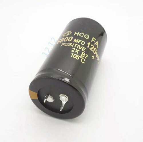 1PCS 120V 6800UF 100V 80V Electrolytic capacitor 35X70mm  #G6531 XH