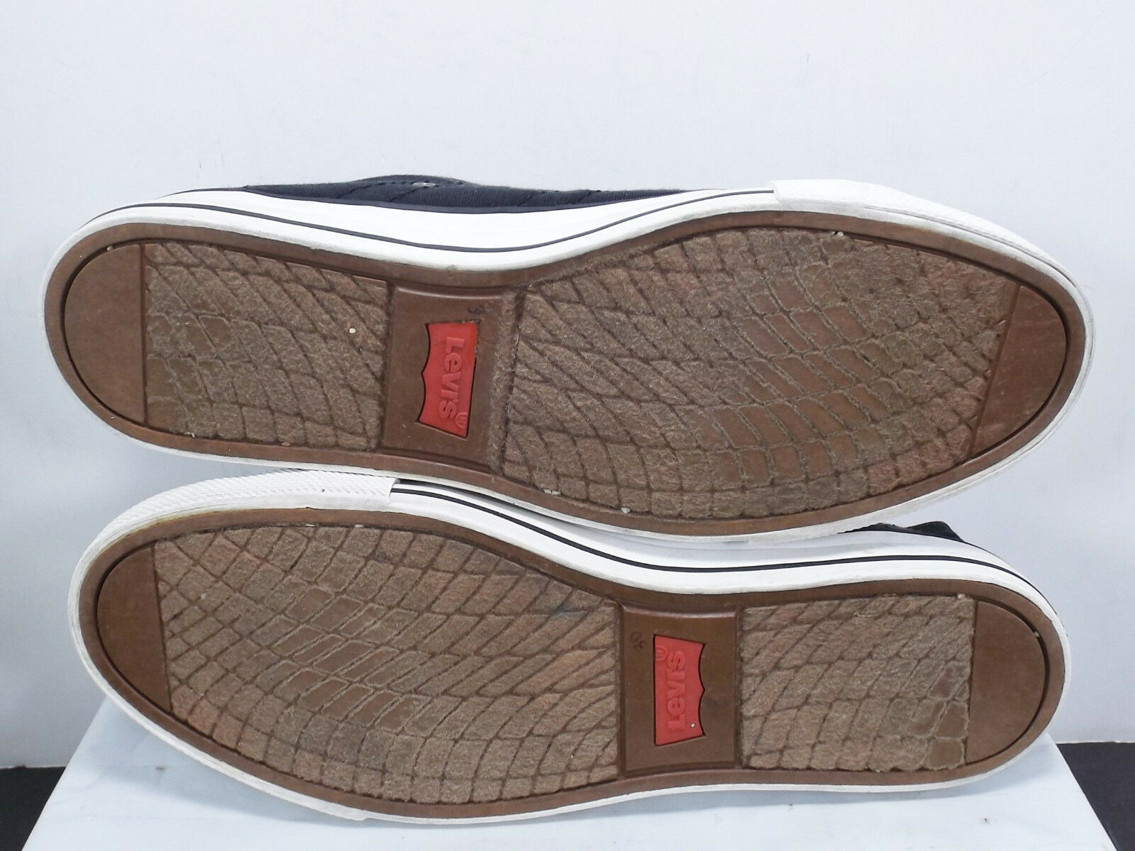 quality design d2b55 f93fb ... Levi  s Zip Ex Low Canvas Sneakers Sneakers Sneakers 515074-01A Black  Men s ...