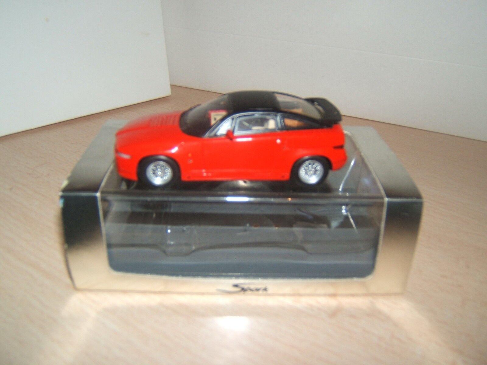 ALPHA ROMEO SZ  1989  SPARK 1 43