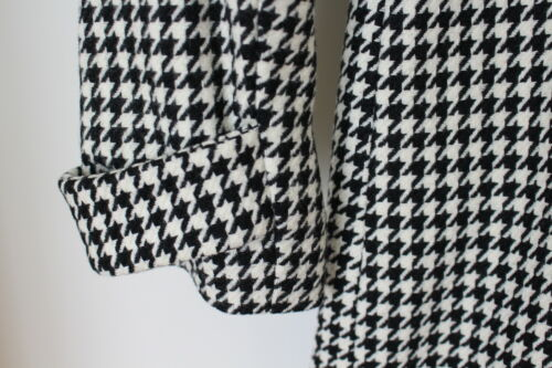 Uk Noir Us Manteau Jacket Blanc Manteau 8 Eu Reiss Noir Rubik Nouveau Blanc 12 40 qPwSH8