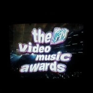 VHS Sold as Blank ~ 1995 MTV Video Music Awards VMA's with COMMERCIALS