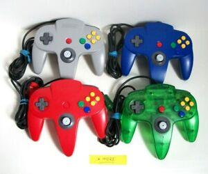 Nintendo-64-N64-Official-Controllers-OEM-Original-Loose-Tight-Stick-Funtastic
