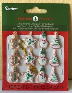 image is loading miniature dollhouse mini christmas tree 12 asst 1 - Dollhouse Christmas Decorations