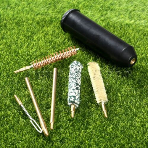 Nylon Cleaning Brush for Airgun Rifle Shotgun Universal pistols cal.38 357 mm