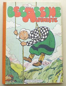 Becassine-alpiniste-livre-ancien