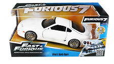 Fast & Furious 1:24 Diecast Vehicle: White Toyota Supra