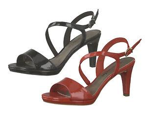 Details zu Tamaris 1 28319 22 Schuhe Damen Riemchen Sandaletten Sandalen