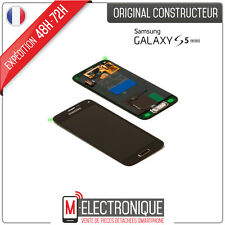 Ecran LCD Gold Original Samsung Galaxy S5 Mini G800