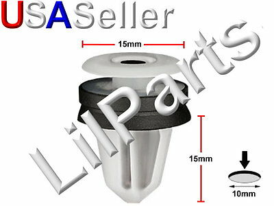 Land Range Rover Windshield Pillar Trim Sill Side Molding Retainer IPN500050