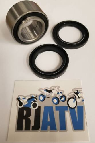 Arctic Cat 500 4x4 Manual 2000-2001 Front Wheel Bearing And Seals