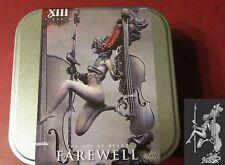 Nocturna NK01 Art of Nekro Farewell (1) 90mm Miniature Female Fantasy Model NIB