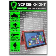 """Screenknight HP Pavilion X2 10 """"Front Screen Protector invisibile SCUDO MILITARE"""