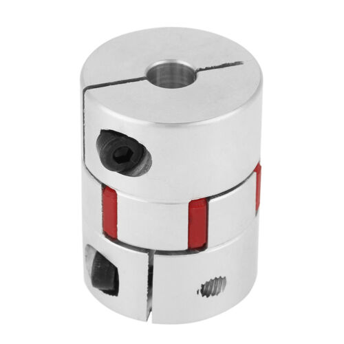 Flexible Shaft Coupling Coupler Rigid Stepper Motor Coupler Connector For CNC
