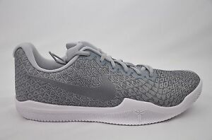 5ae52052187a Nike Kobe Mamba Instinct Men s Size 8-11 Grey New in Box NO Top Lid ...