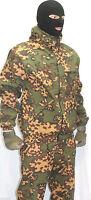 Russian Army Klmk Partizan Oversuit Original Spetsnaz Camouflage Uniform Xs-xxxl