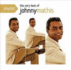 Playlist: The Very Best of Johnny Mathis by Johnny Mathis (CD, 2012, Columbia (USA))