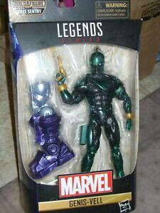 Hasbro Marvel Legends Series Captain Marvel Genis-Vell Figure Rare