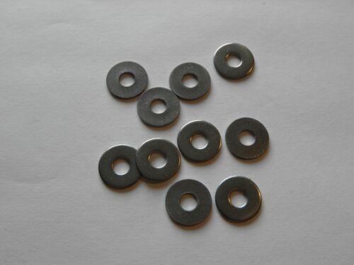 Rondelles Rondelles M 5 DIN 9021 Acier inoxydable a2 U Disques 10 Pièce