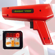 Sp8000 Accuspark Professional Timing Light With Digital Advance And Rev Counter